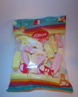 Guimauve in zakjes VDV Chocolaterie sint Sint Maarten Sinterklaas ander lekkers guimauve OLV zakje Etna
