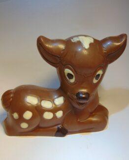 VDV Chocolaterie sint Sint Maarten Sinterklaas chocolade Bambi melkchocolade