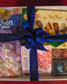 Geschenkpakket voorbeeld 1 VDV Chocolaterie