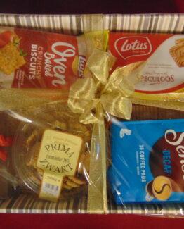 Geschenkpakket voorbeeld 2 VDV Chocolaterie