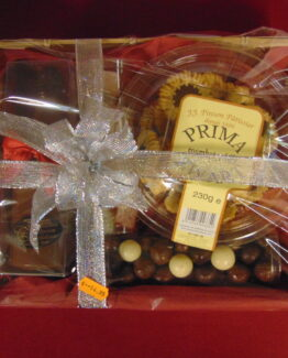 Geschenkpakket voorbeeld 3 VDV Chocolaterie